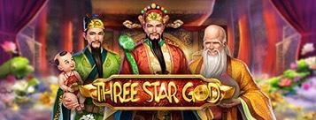 Three Star God สล็อตออนไลน์ SA Gaming