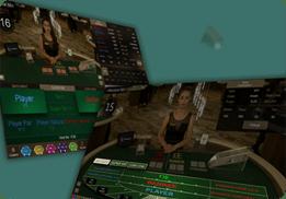 บาคาร่า Baccarat คาสิโนสด SA Gaming