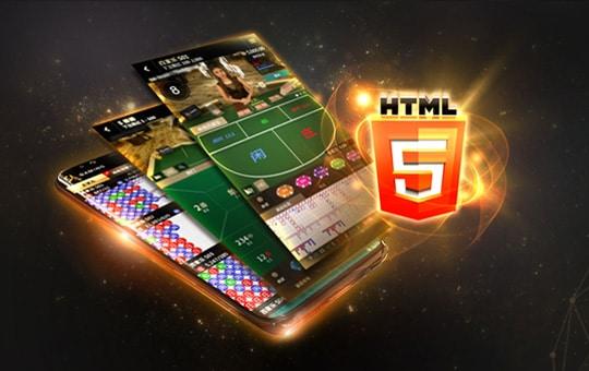 HTML5 SA Gaming