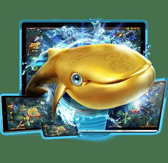 ระบบข้ามแพลตฟอร์ม Fishermen Gold SA Gaming
